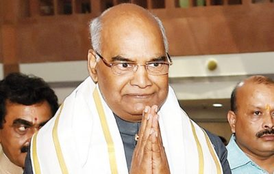 Invite sent to Ram Nath Kovind for the launch of 'untouchability-free India' campaign