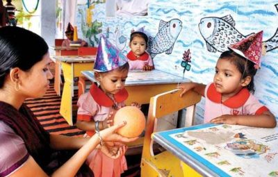 Anganwadi centres to be renovated