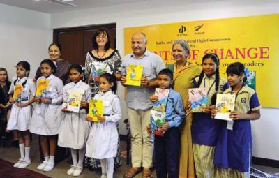 Gender-positive books launched to create gender equality among students