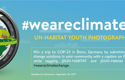 UN-Habitat Youth Photography Competition
