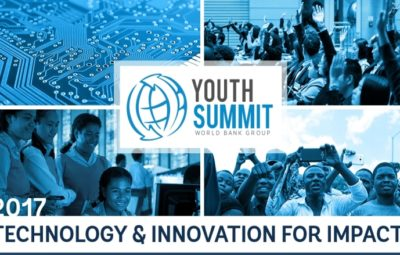 World Bank Group Youth Summit 2017: Technology and Innovation for Impact