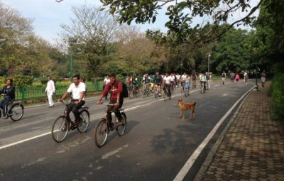 Cubbon Park to Introduce Cycles for Rent