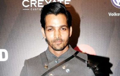 Harshvardhan Rane, a Football Coach to children at an NGO