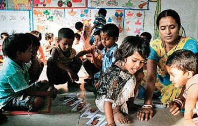 Anganwadi centres in Rajasthan declared tobbaco free