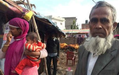 Rohingya Muslims to be deported from Jammu