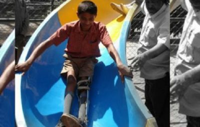Chennai To Soon Get a Special Park For Disabled Children