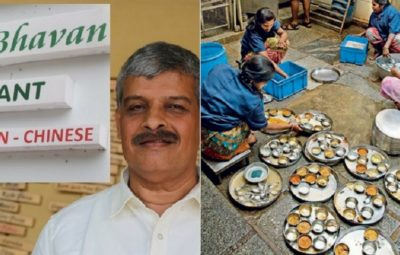 Zero Waste A Reality by One of Bangalore's Oldest Restaurant