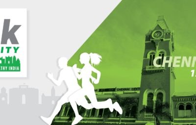 10K INTENCITY - RUN FOR GREEN, HEALTHY INDIA