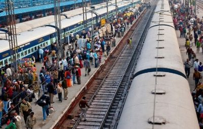 Child Rescue Campaign in 82 Railway Stations